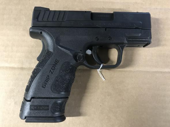 Springfield XD-9 Mod 2 Sub-Compact 9mm Semi-Auto Pistol