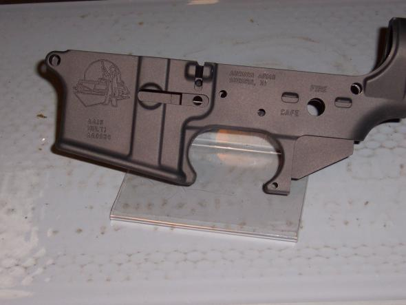 Auburn Arms AR 15 Lower