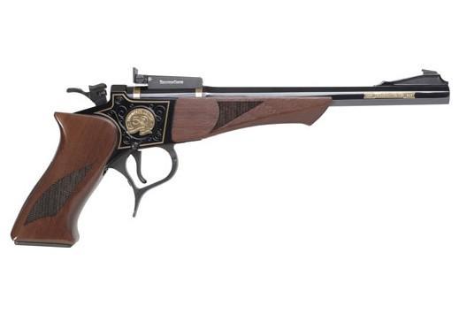 Thompson Center, G2 Contender Pistol, Single Shot, 22 LR, 10' Barrel, Walnut Grips