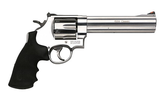 """Smith & Wesson 629 Classic 44 Mag 6.5"""" 6rd Rubber Grip Matte Stainless Finish 163638  💲💲Cash $874.95💲💲"""