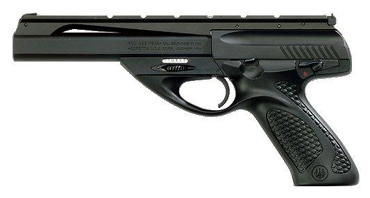 "Beretta U22 Neos 22 Long Rifle 6"" 10+1 Black Synthetic Grip Matte Black"