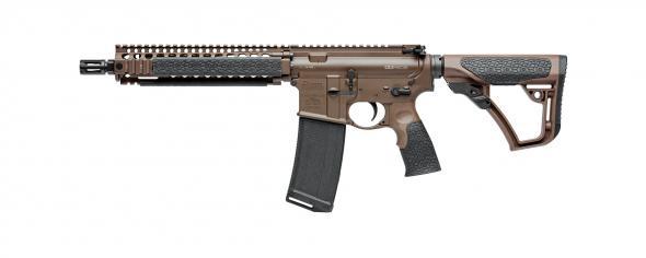 Daniel Defense® MK18 (Mil Spec +® Brown)