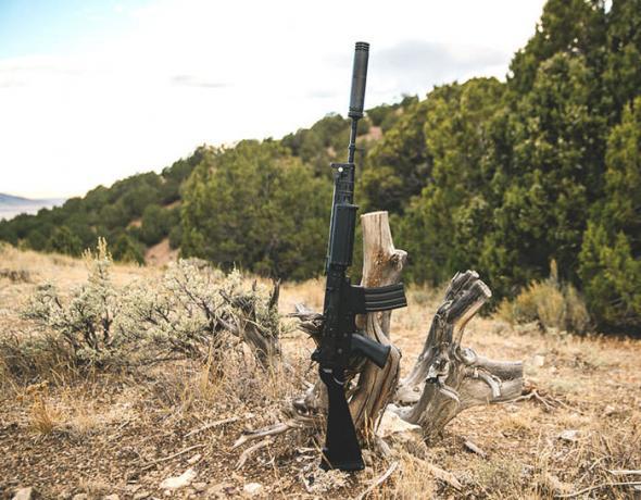 Buckeye Silencers | Yankee Hill Machine - Resonator