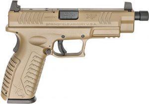 Springfield, XDM, OSP (Optical Sight Pistol), Semi-automatic, Striker  Fired, Full Size, 9MM, 5 28