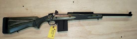 Ruger Gunsite Scout 308 $825