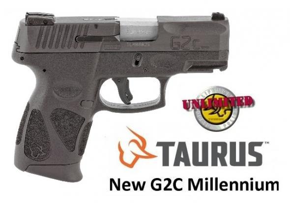 Taurus G2C Newest PT-111 Millennium 9mm 3.25 Inch Barrel Blue Finish Textured Finish 12 Round 💲💲Cash $219.95💲💲