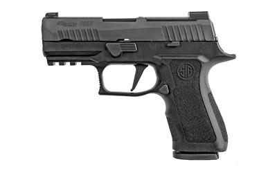 "Sig Sauer, P320, X-Compact, Semi-Automatic, Striker Fired, 9MM, 3.6"" Barrel, Polymer Frame, Modular X Grip, X-Ray 3 Night Sights, Black Finish, 15Rd, 2 Magazines💲💲Cash $629.95💲💲"