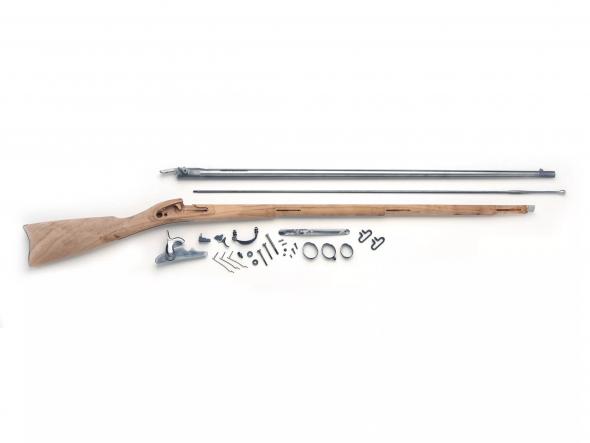 Traditions 1861 Springfield Musket Muzzleloading Rifle Kit 58 Caliber  Percussion Rifled 40