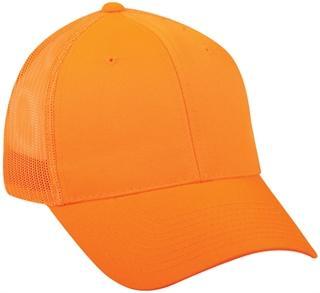 f13fbca2c5aee Outdoor Cap Mesh Back Orange Blaze
