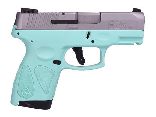 Taurus, G2S, Semi-Automatic, Sub Compact Pistol, 9MM, 3 25