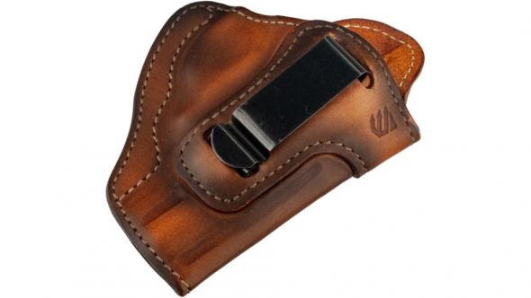 Blackhawk, Leather ISP Holster, Sig P250/P320 & Compact, RH, Burnished Brown