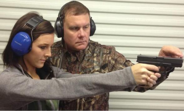 Tactical Solutions Private, One on One Handgun Training