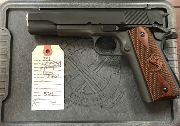 SPRINGFIELD 1911 For Sale   Best Price In Stock SPRINGFIELD