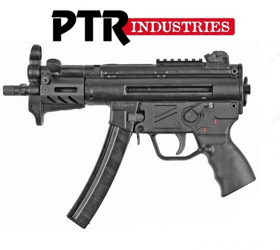 "SUPER HOT 2019!!! PTR 9KT (HK MP5/SP9K CLONE) 9MM 5.83"" TB MLOK 2-30RD BLK 💲💲Cash $1729.95💲💲"