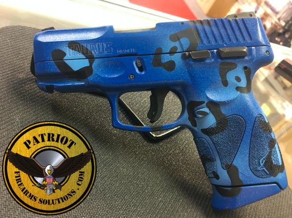Taurus G2C 9mm Luger Pistol 3 25