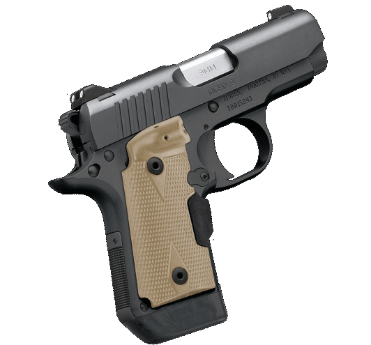Kimber Micro 9 Stainless Dn Tfx Pro Sight Hogue: Best Price In Stock KIMBER MICRO