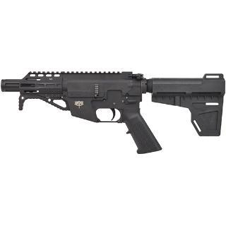 "Freedom Ordinance, FX9 AR Pistol, Semi-Auto, 9MM, 4.5"" Barrel, 33 Rounds, Black Finish"