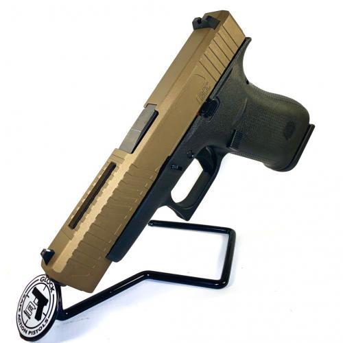 Glock 48 ECC BobCat Cut, Cerakote