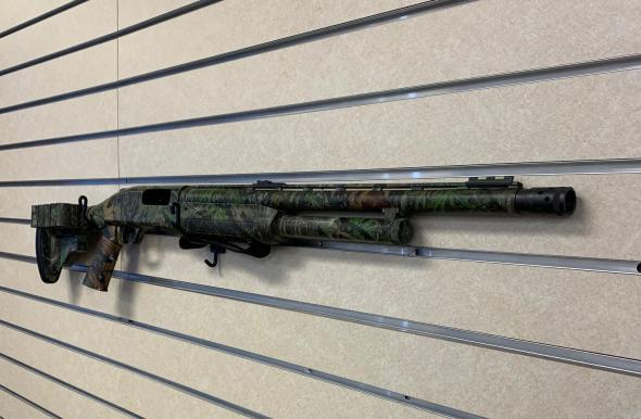 Mossberg 500 Tactical Turkey THUG, Pump Action, 12 Gauge, 20