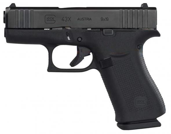 Super Hot 2020!!!! Glock PX4350201 43X Pistol 9mm 3.41in 10rd Black💲💲Cash $459.95💲💲