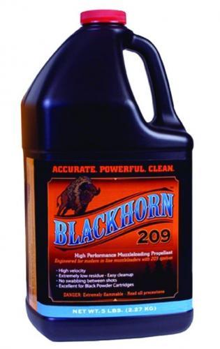 Western Blackhorn 209 Muzzleloader Powder 5 lbs (PICK-UP ONLY)