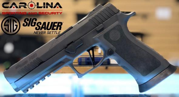 Sig Sauer, P320, X5 Legion, Striker Fired, 9mm, 5