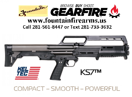 Fountain Firearms is Houston's best online gun retailer