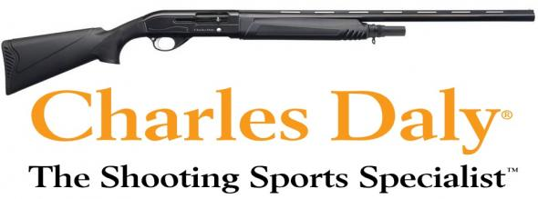 "Super Value!!! Charles Daly 601 Field 12 Gauge Semi Auto Shotgun 28"" Barrel 3"" Chamber 5 Rounds Synthetic Stock Black 💲💲Cash $269.95💲💲"
