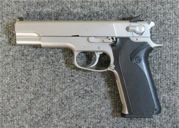 "Super Collectible!!! S&W 1006 10mm SS, 5"", 9 Shots MFG ONLY 1990-1193 Only 26,979💲💲Cash $949.95💲💲"