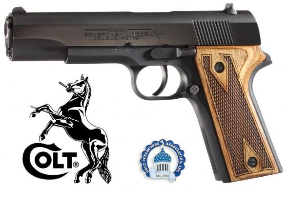 Ultra Collectable!! Colt 1991DA Lightweight Government Double Action .45 ACP 5 Inch Barrel Blue Finish Fixed Sights 7 Round 💲💲Cash $1039.95💲💲