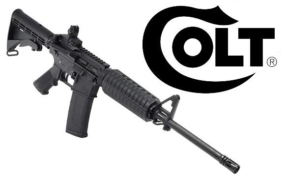 """Collectible Colt Stops Civilian sales!!! Colt AR6720 Carbine """"AR15 M4A3 Type"""" 5.56 NATO 16.1"""" 30+1 4 Position Stock Black 💲💲$1695.00💲💲"""