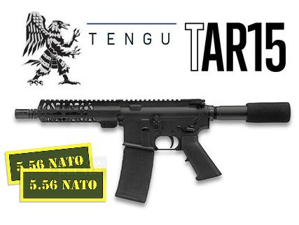 "MEGA HOT 2020!!! Talon Armament, TAR15 AR 7.5"" Pistol 5.56x45/223 Blackout 7.5"" 30+1 Black Buffer Tube Synthetic Black Hardcoat Anodized Aluminum Receiver 💲💲Cash $579.95💲💲"