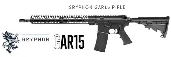 "Talon Gryphon 300 AAC Blackout AR-15 Type, 16"" Barrel, 30+1 Round, Black Finish 💲💲Cash $529.95💲💲"
