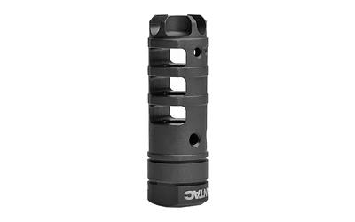 Midwest Industries .223//556 Linear Comp Blast Diverter Muzzle Brake 1//2x28