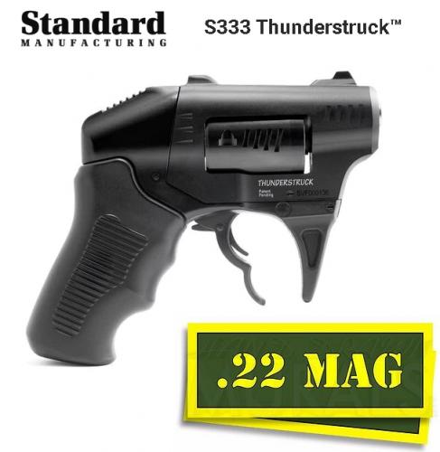 "Mega Hot 2020!!! Standard S333 22 WIN MAG S333 THUNDERSTRUCK ""VOLLEYFIRE"" 💲💲409.95💲💲"