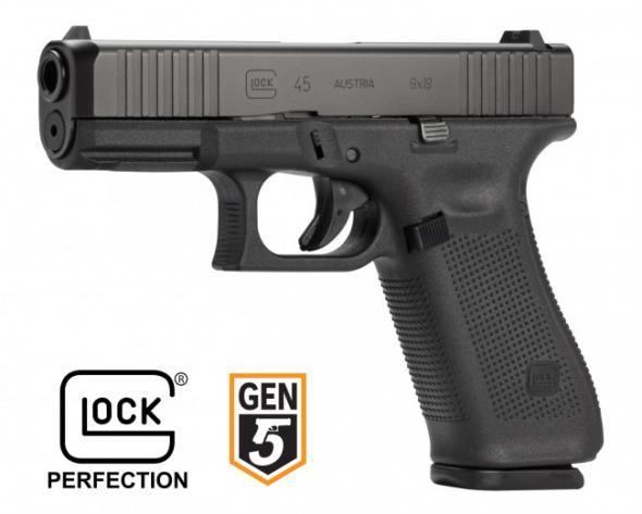 Super Hot 2020!!! Glock G45 Gen5.1 9MM - Standard Sights -19X Cousin  💲💲Cash $559.95💲💲