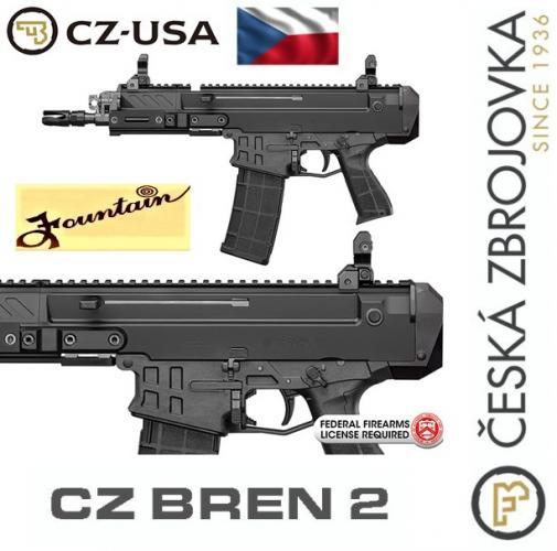 "MEGA Hot 2020!!! CZ-USA 805 BREN 2 MS 223 REM | 5.56 NATO 8"" BBL💲💲Cash $1799.95💲💲"
