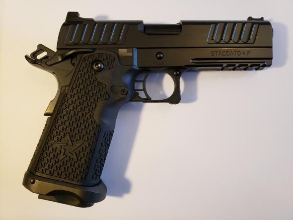 JPro Arms, LLC | STI INTERNATIONAL STACCATO P 9mm 2019 MODEL ** NOT IN  STOCK **