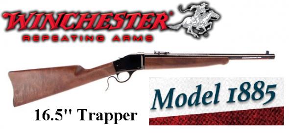 "Holly Trappers!!! Winchester 1885 High-Wall Trapper 16.5"" Barrel 38-55 - Super Rare!!!💲💲Cash $899.95💲💲"