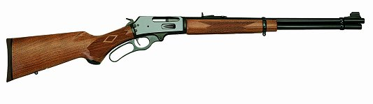 "Marlin Model 336 Lever 30-30 Win 20"" 6+1 American Walnut Stock Blued"