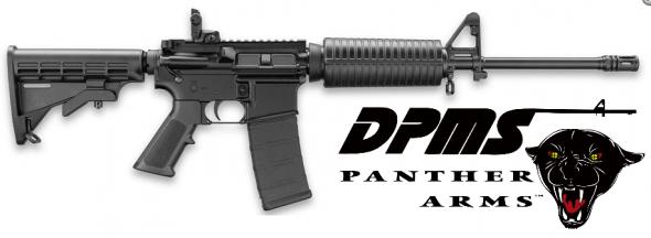 "Super Value!!!! DPMS 5.56 LCAR AR-15 5.56 NATO Semi Automatic Rifle 16"" Lightweight FNC Barrel 30 Rounds Fixed Front Sight M4 Stock Matte Black Finish 💲💲Cash $489.95💲💲"