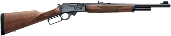 "Marlin 1895G Guide Gun Lever 45-70 Govt 18.5"" 4+1 Walnut Stock Blued"
