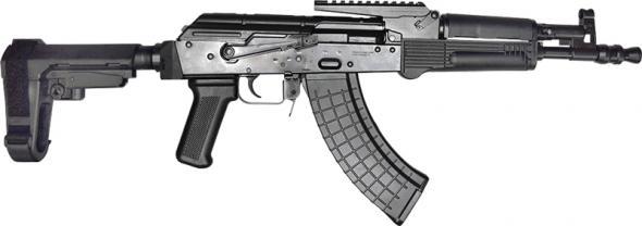 Pioneer Arms Hellpup Ak Pistol 7.62x39 4-30rd Sba3 W/rail 💲💲Cash $994.95💲💲