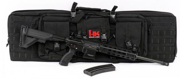 Heckler & Koch HKI MR556 Match Combat Rifle 5.56mm 16.5 Inch Barrel Black Finish 6-Position Buttstock 30 Round 💲💲Cash $2899.95💲💲