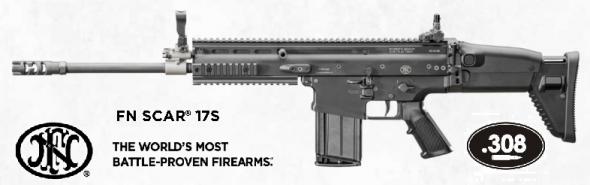 "Super Awesome!!! FN SCAR® 17S Carbine .308 Winchester 16"" Barrel  💲💲Cash $3039.95💲💲"