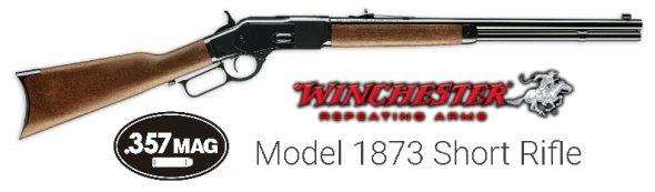 """Master Classic!!! Winchester 1873 Short Rifle .357 Mag 20"""" Barrel 10 Rounds Walnut Stock Blued 💲💲Cash $1249.95 💲💲"""