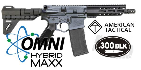 New 2020!!! ATI Omni Hybrid P4B 300BLACKOUT  8.5 Pistol Sniper Gray 💲💲Cash $459.95💲💲