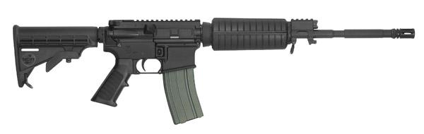 "Bushmaster M4 E2S Optics Ready Carbine SA 223 Rem 16"" 30+1 Syn Stk Black"