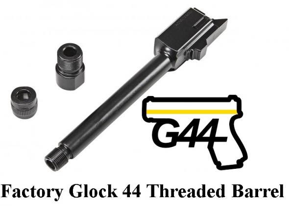 Threaded Barrel G44 22lr Pkg Packaged
