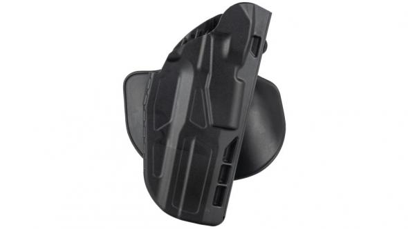 Safariland 7378-183-412 ALS Open Top Conceal Holster Black STX LH for Glock 26